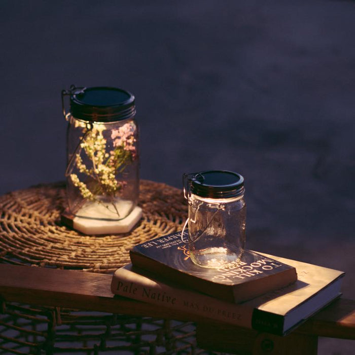 Sonnenglas Solar Jar Cordless Lights