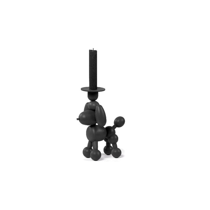 Can-Dolly Candle Holder Anthracite Holders
