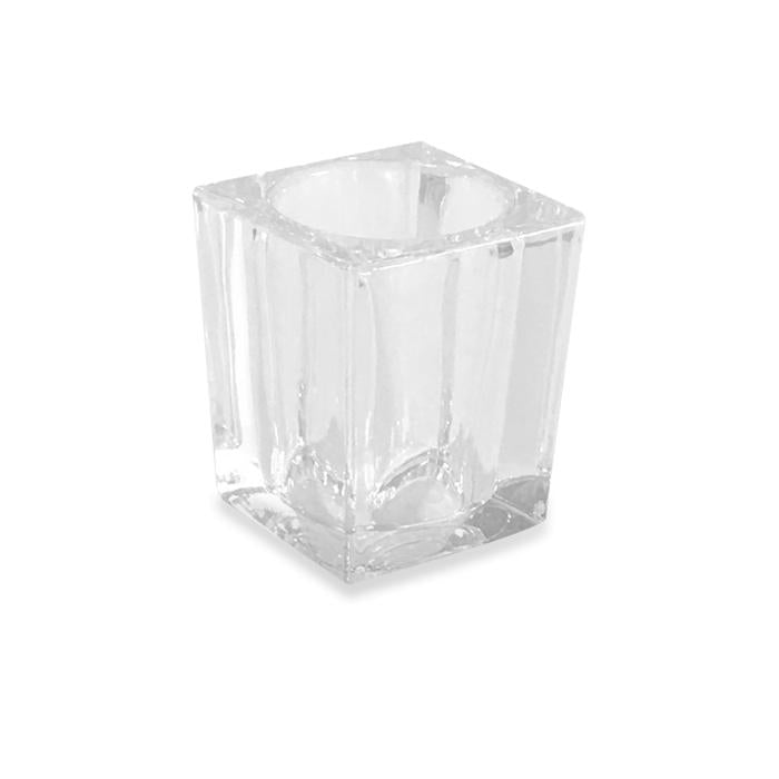 Tower Candle Holder Clear Holders