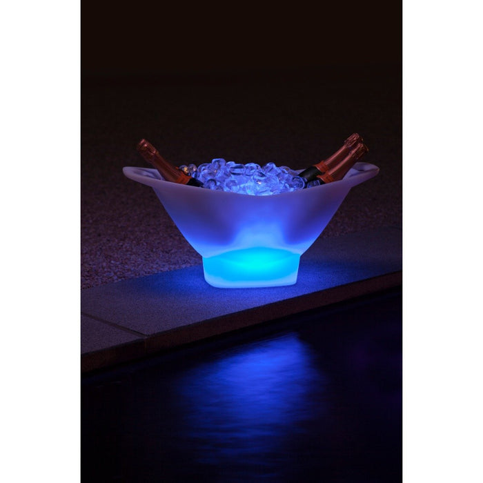 Champagne Cooler Cordless Lights