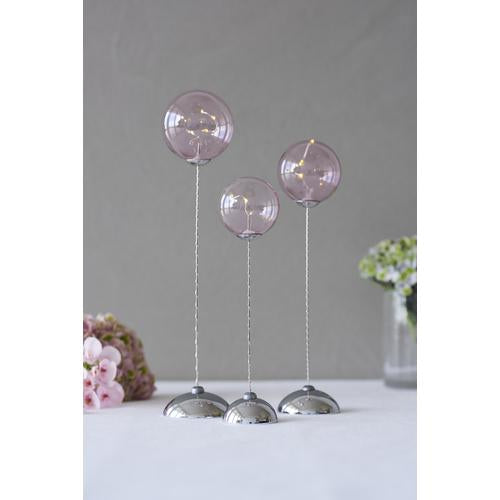 Pure Trio Rose Decorative Lights