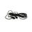 Tobias Festival Lights Extension Cord Black Decorative