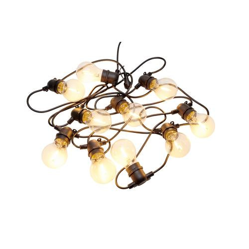 Tobias Festival Lights Supplement Set Clear Decorative