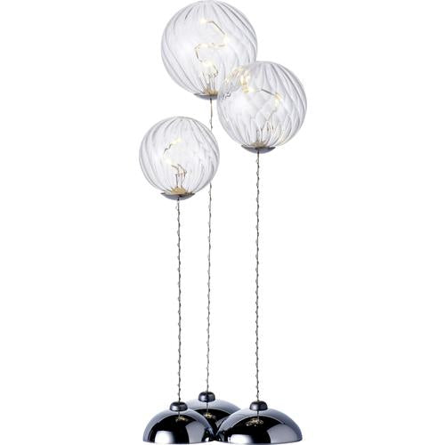 Wave Trio Clear Decorative Lights