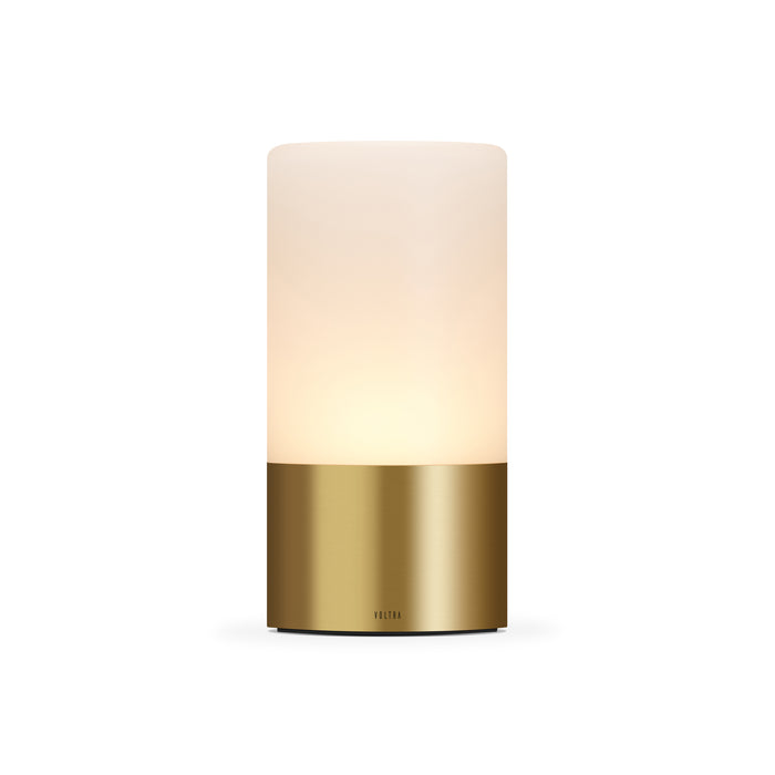 totem: frosted natural brass