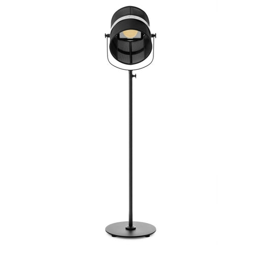 La Lampe Paris Carbon Black Frame Solar Light