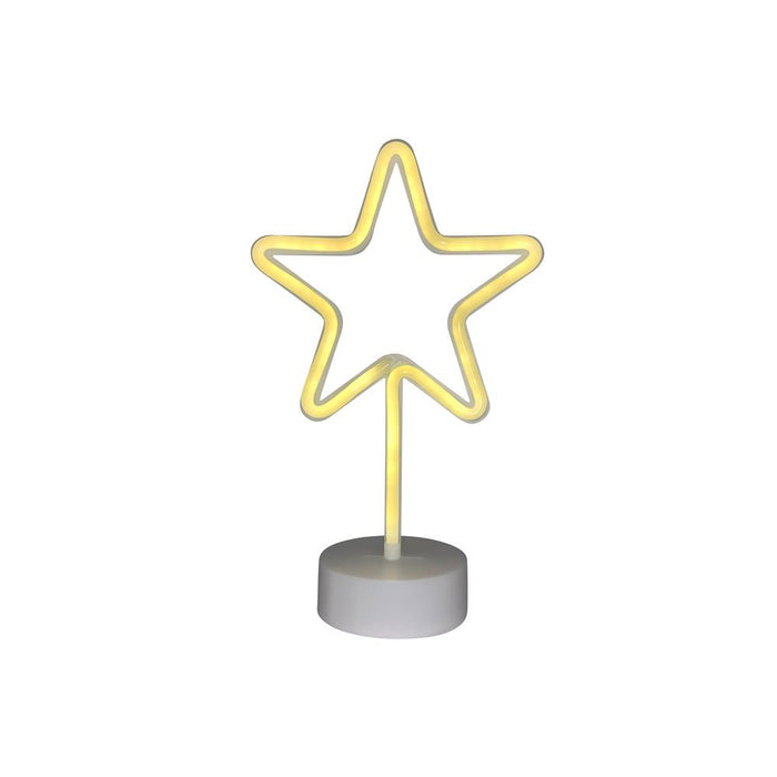 Neon Star Light Decorative Lights