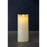 Sara Exclusive Led Candle Dia10 H25Cm Tealights & Holders