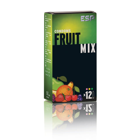 ESP Fruit Mix 12 Pack