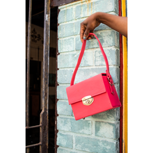 Lisa Box Bag (Available in Brown, Yellow, Baby Pink, Purple)