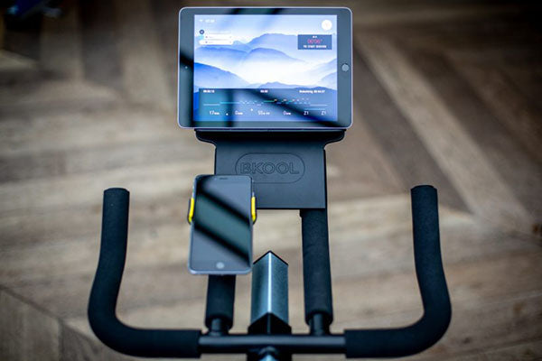 Soporte Bkool de tablet Smart Bike