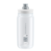 Caramañola Elite Fly 550ml Clear/Blanco