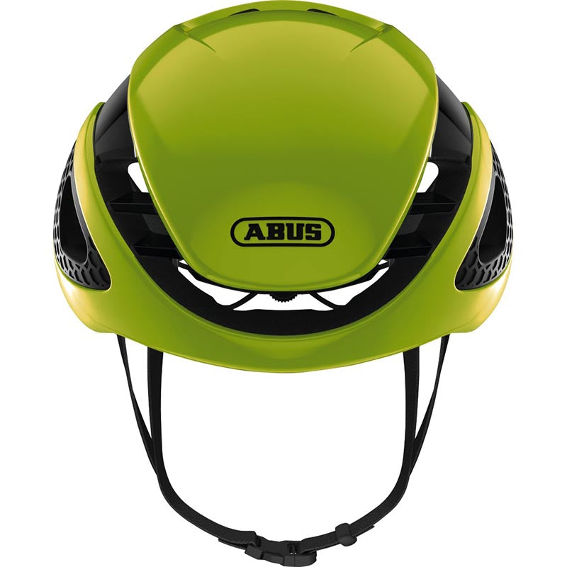 Casco Abus GameChanger Amarillo Neón