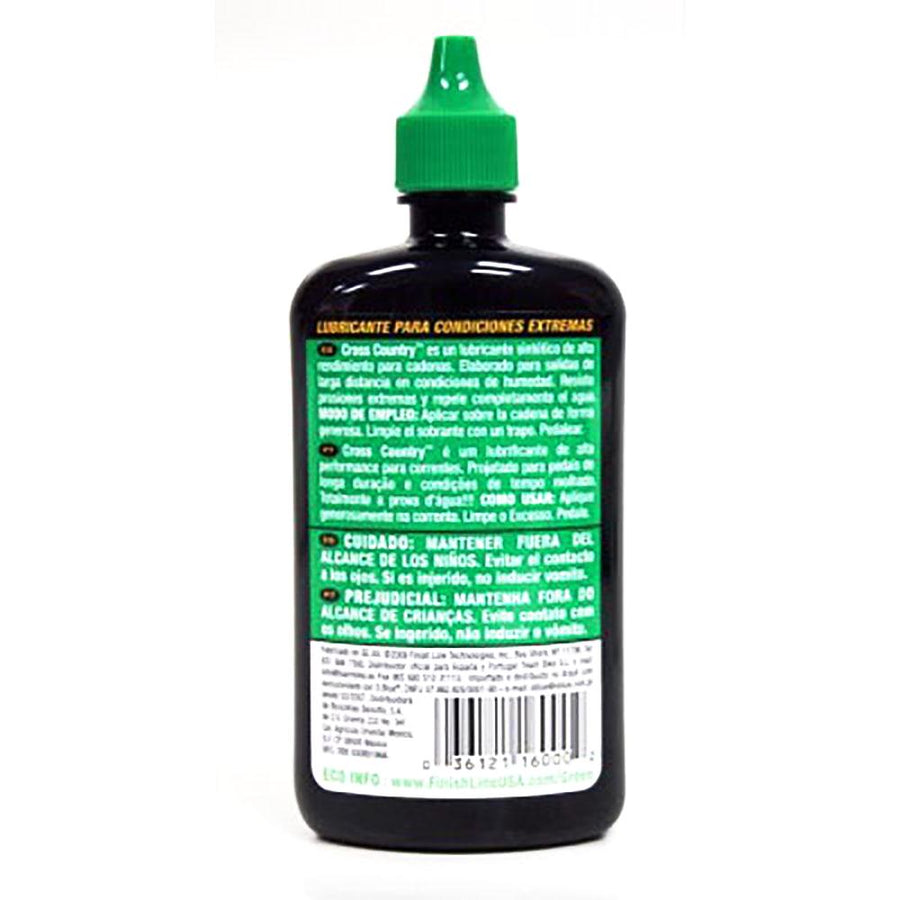 Lubricante Finish Line Húmedo 4Oz