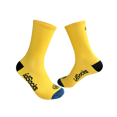Medias IdSocks ONE Amarillo