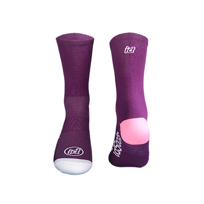 Medias IdSocks ONE Morado