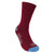 Medias IdSocks ONE Vinotinto