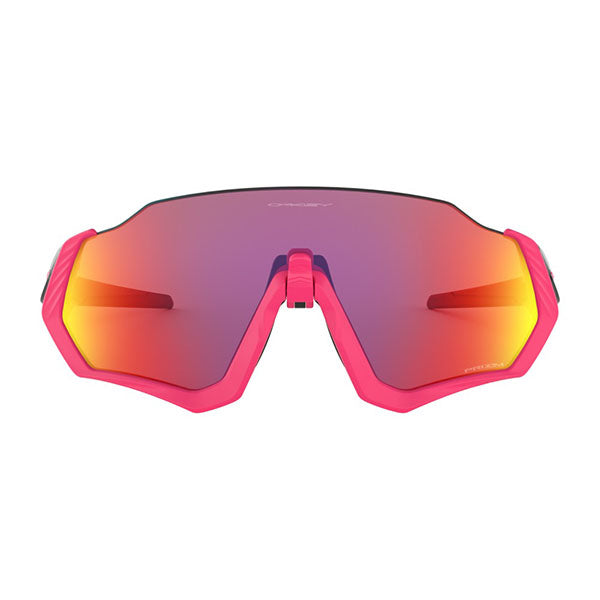 Gafas Oakley Flight Jacket Matte Neon Pink/Prizm Road