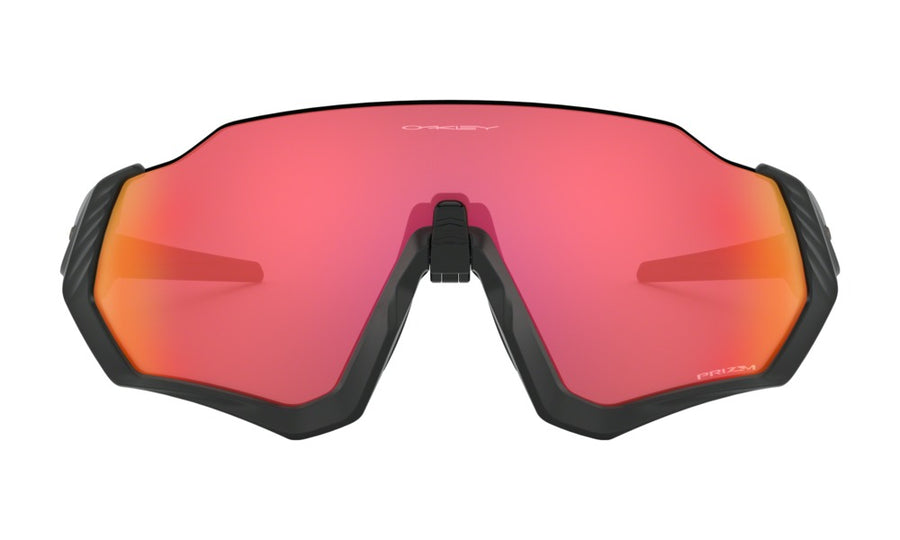 Gafas Oakley Flight Jacket Matte Black/Prizm Trail Torch