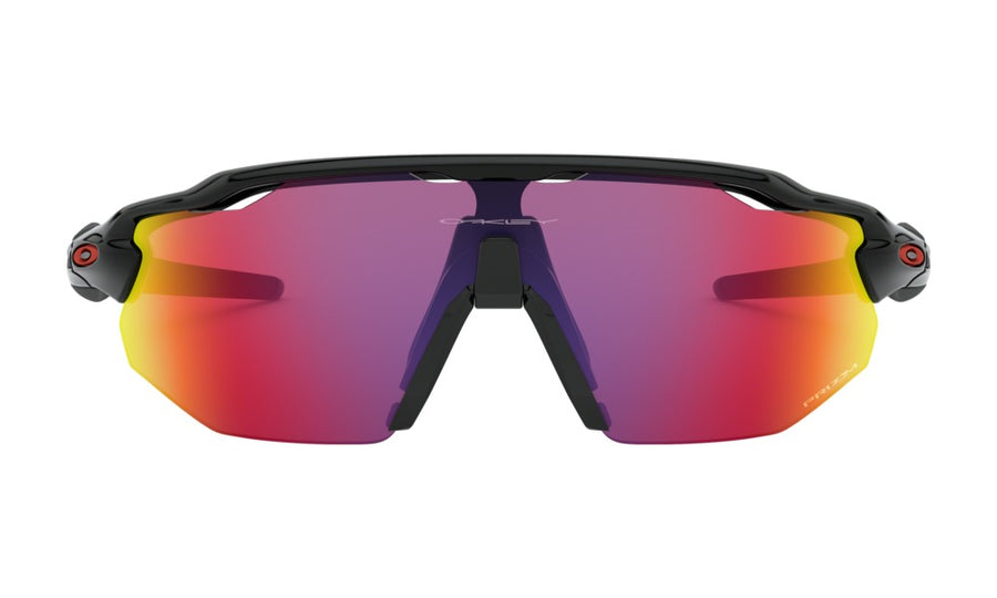 Gafas Oakley Radar Ev Advancer Polished Black/Prizm Road