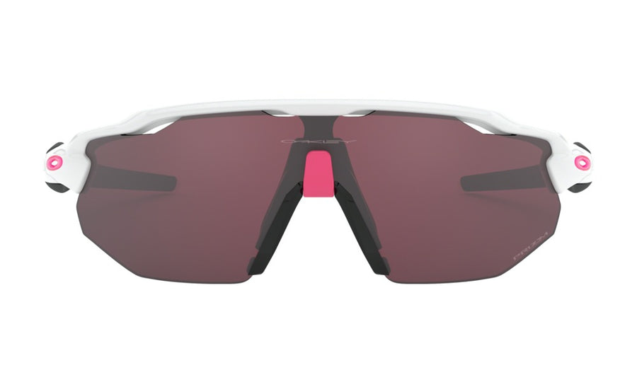 Gafas Oakley Radar Ev Advancer Polished White/Prizm Road Black