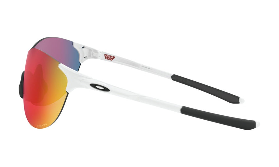 Gafas Oakley EVZero Ascend Polished White/Prizm Road