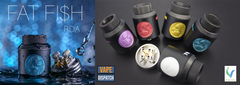 Vape Dispatch | Fat Fish | RDA | Vape | Vaping | Accessories | Mods | Devices | E-Juice | Nicotine | More