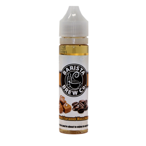 Salted Caramel Macchiato - 60ML