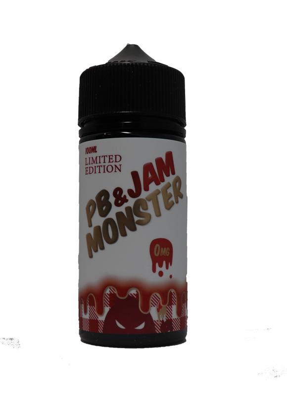 PB & Straweberry  By - Jam Monster