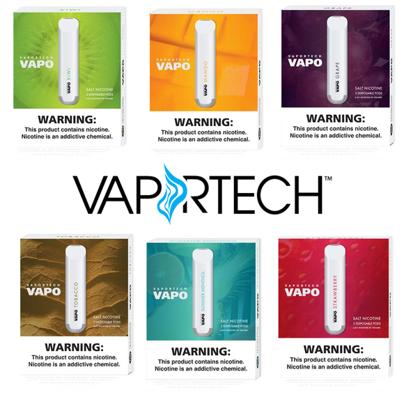 Vapo - Disposable Vape by Vapotech