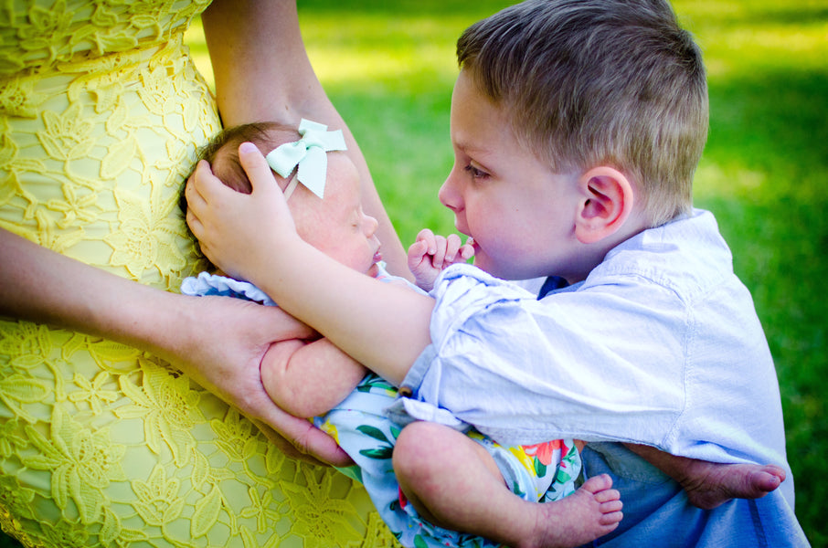 Down Syndrome Awareness Q&A: Sharing a Special Needs Diagnosis with Siblings.