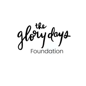 Announcing The Glory Days Foundation