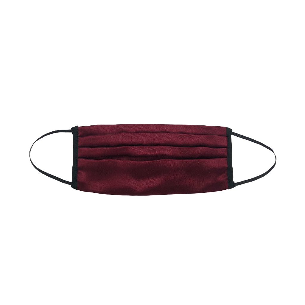 Sangria Satin Mask - Shop The Standard
