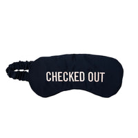 Checked Out Eye Mask - Shop The Standard