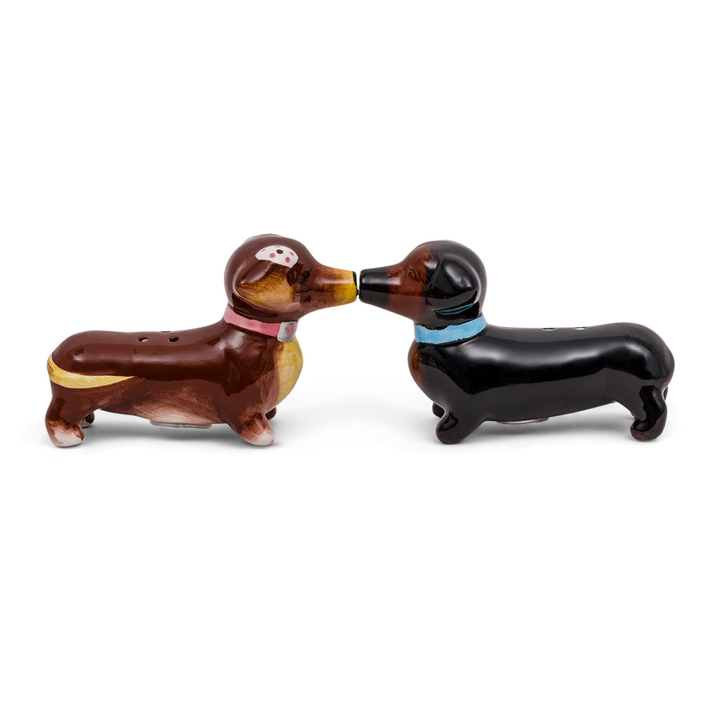Dachshund Salt & Pepper Shaker Set - Shop The Standard