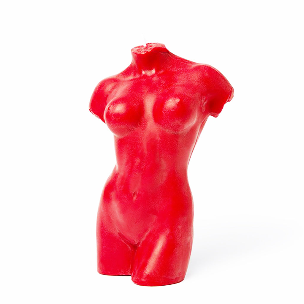 Bonam Kim x The Standard Hannah Candle, Red - Shop The Standard