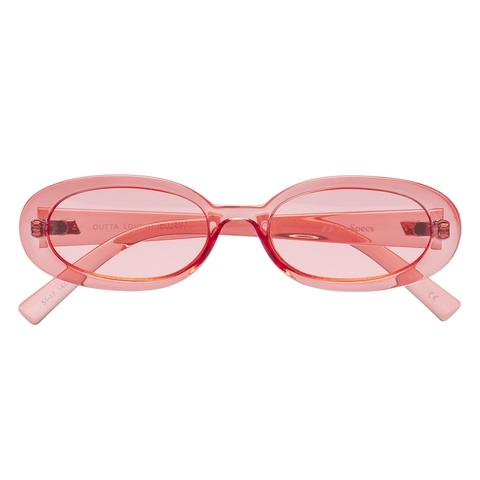 Le Specs Outta Love - Coral - Shop The Standard