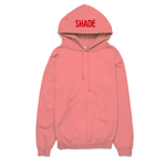 Load image into Gallery viewer, Shade Puff Print Hoodie Pink - Shop The Standard