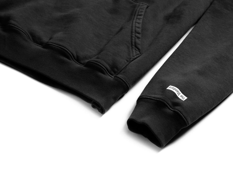 products/Privacy_Please_Screen_Print_Hoodie_Black_Sleeve_Detail.jpg