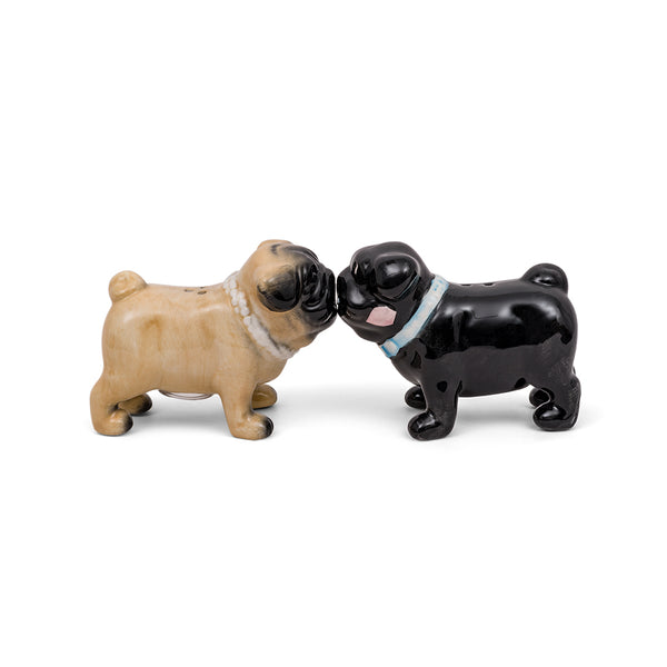 Pug Salt & Pepper Shaker Set - Shop The Standard
