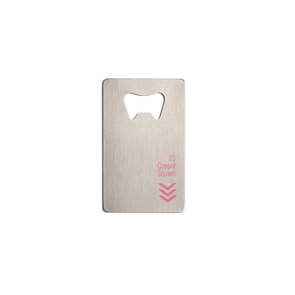 25 Cooper Square Bottle Opener - Shop The Standard