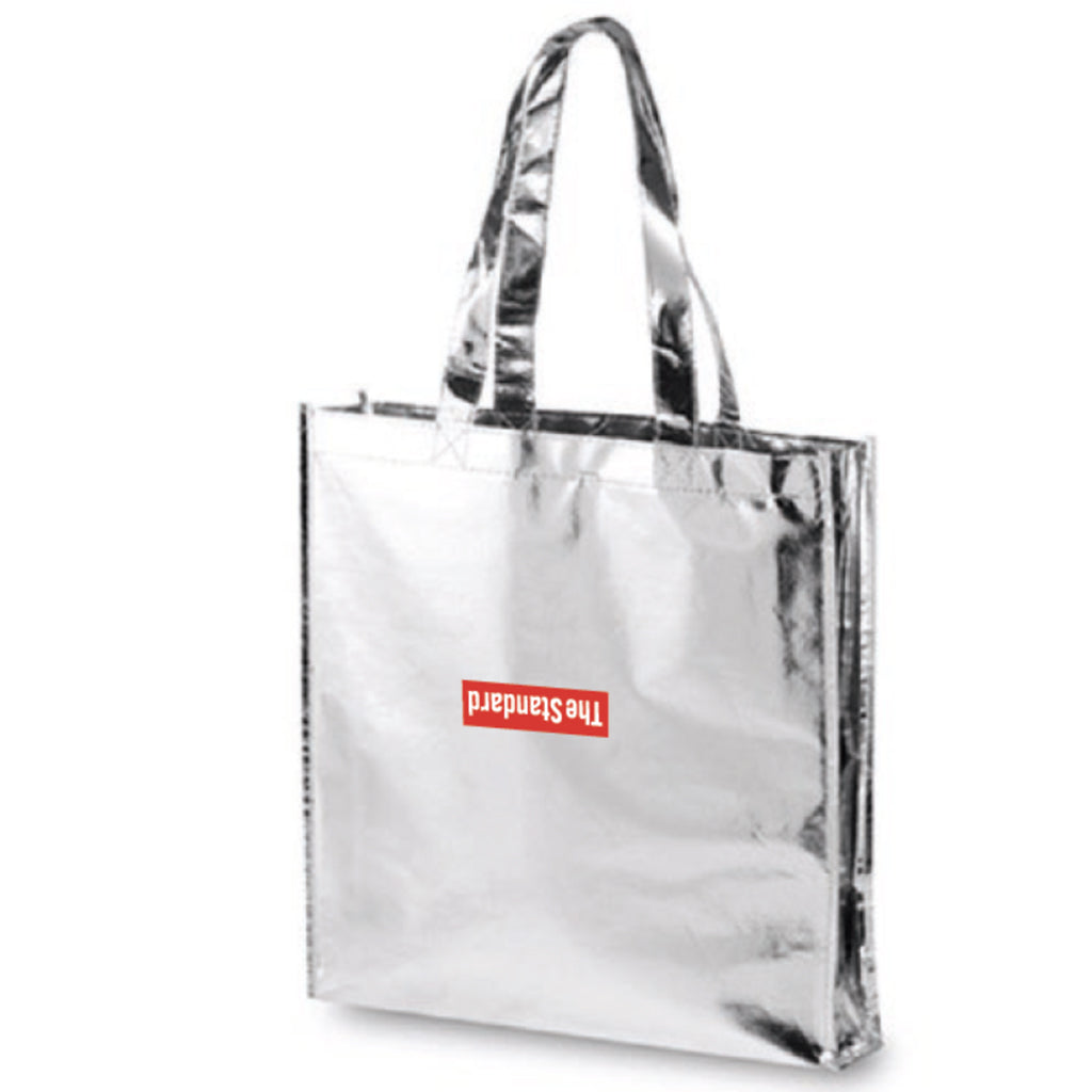 Silver Standard Tote Bag - Shop The Standard