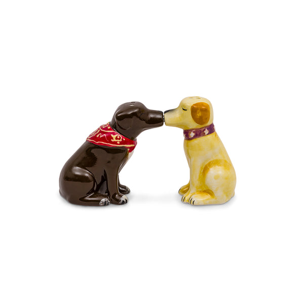 Labrador Salt & Pepper Shaker Set - Shop The Standard