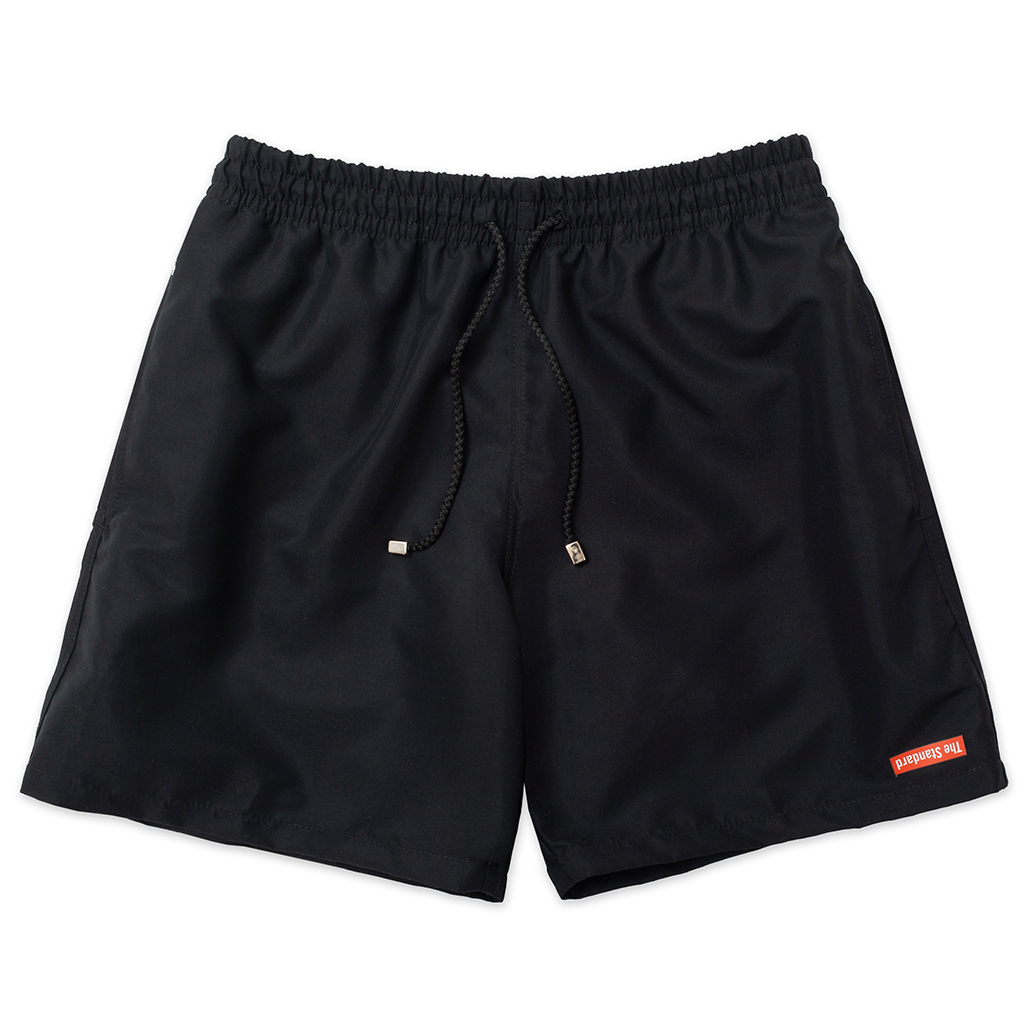 The New Black Swim Trunks - Shop The Standard