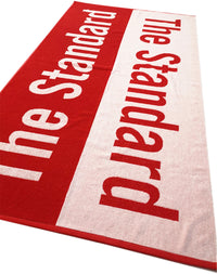 The Standard Beach Towel - Shop The Standard
