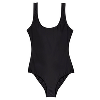 Little Black One Piece - Shop The Standard