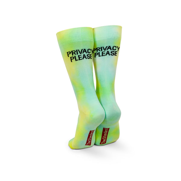 Tie-Dye Compression Socks, Blue & Green - Shop The Standard