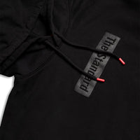 Standard Logo Black Tonal Hoodie - Shop The Standard