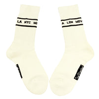 Black City Socks - Shop The Standard