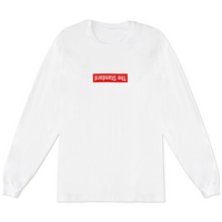The Standard Logo L/S T-Shirt - Shop The Standard
